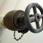 finding the water shutoff valve