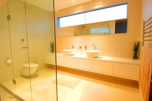 luxurious makeover for your bathroom
