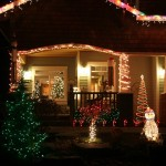 outdoor home enhancements for your Christmas party