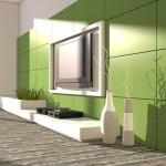 green decorating ideas